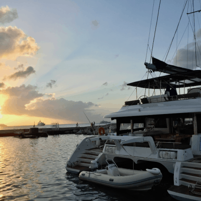 Our Surprisingly Affordable Trip on a Yacht