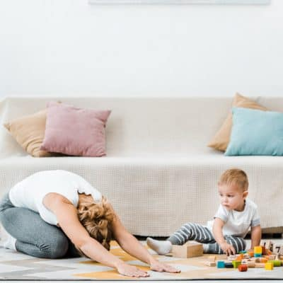 9 Tips You Need to Stay Fit When You Have Little Kids