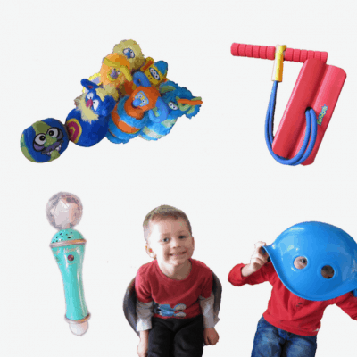 Kids Driving You Crazy? Here are the Best Indoor Toys for Active Kids