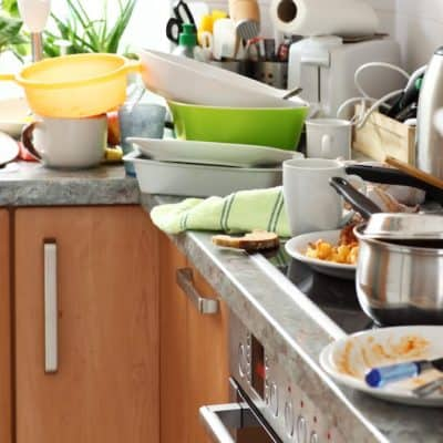 6 Simple Steps You Need to Follow When You Are Overwhelmed by Housework